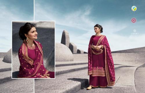 Vinay Fashion Kaseesh Nargish 12125 Price - Inquiry On Watsapp Number For Price