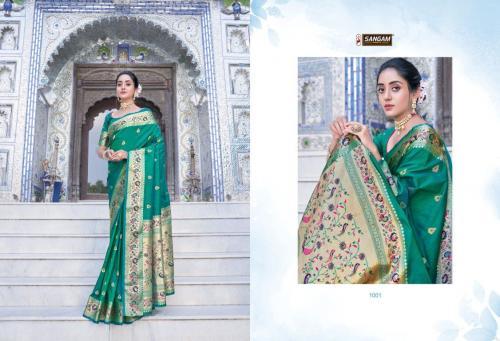 Sangam Prints Adishree Silk 1001 Price - 1575