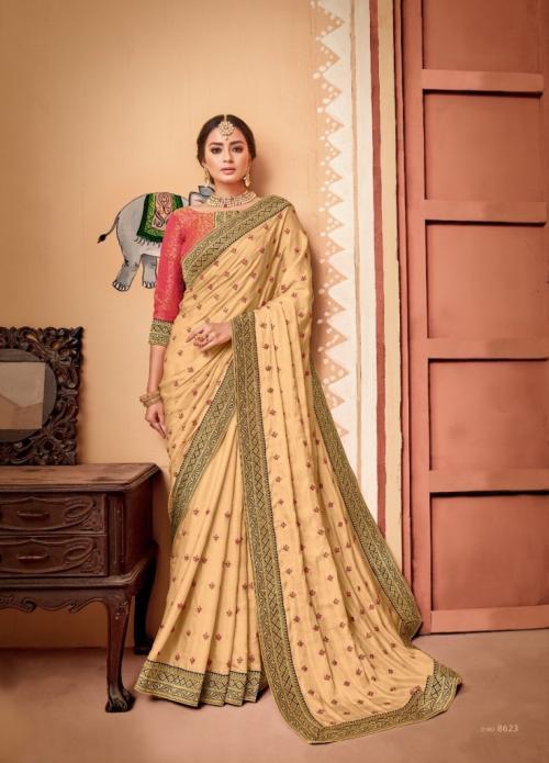 Shangrila Saree Kalyani 8623 Price - 1595