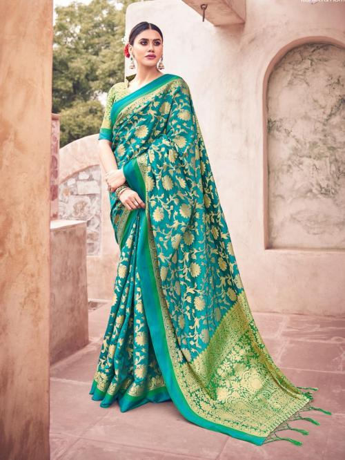 Elina Fashion Noorjha Silk 2076 Price - 1190