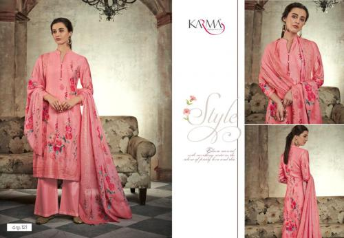 Karma Trendz Riwaaz Vol-1 121-127 Series