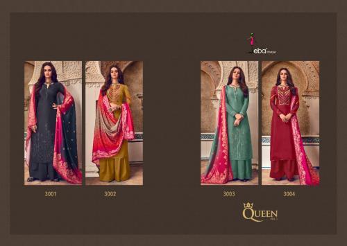 Eba Lifestyle Queens 3001-3004 Price - 4796