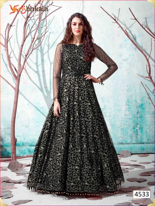 Shubhkala Flory 4533 Price - 1100