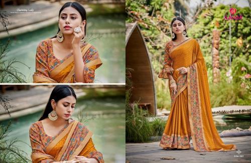 Aayami Saree Sakshi 3501-3514 Series