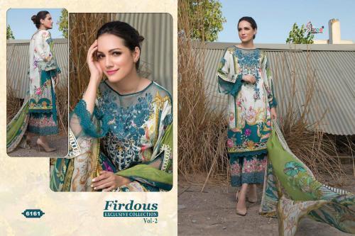 Shree Fabs Firdous Exclusive Collection 6161