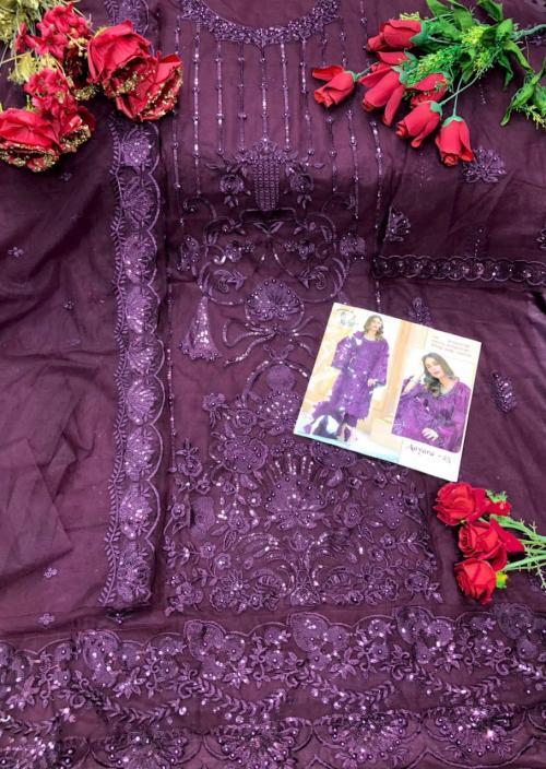 Laaibah Designer Aayra 25-B Price - 1025