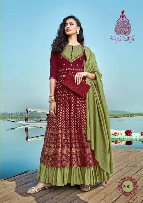 Kajal Style Fashion Holic 2002 Price - 999
