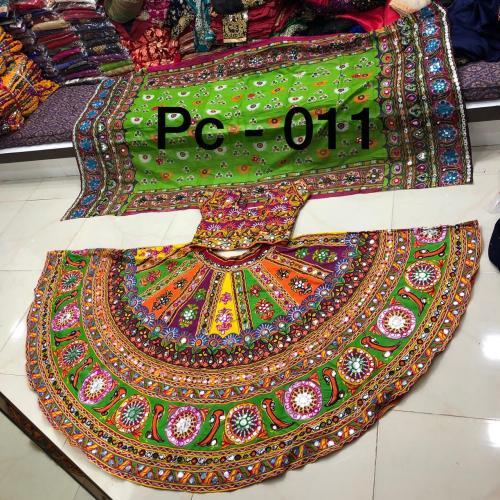 Designer Navratri Special Lehenga Choli PC 011 Price - 2495
