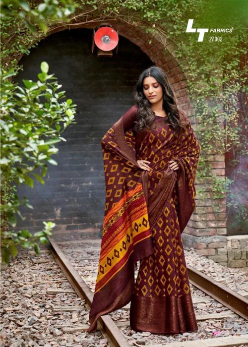 Lt Fabrics Prerna 27002 Price - 695