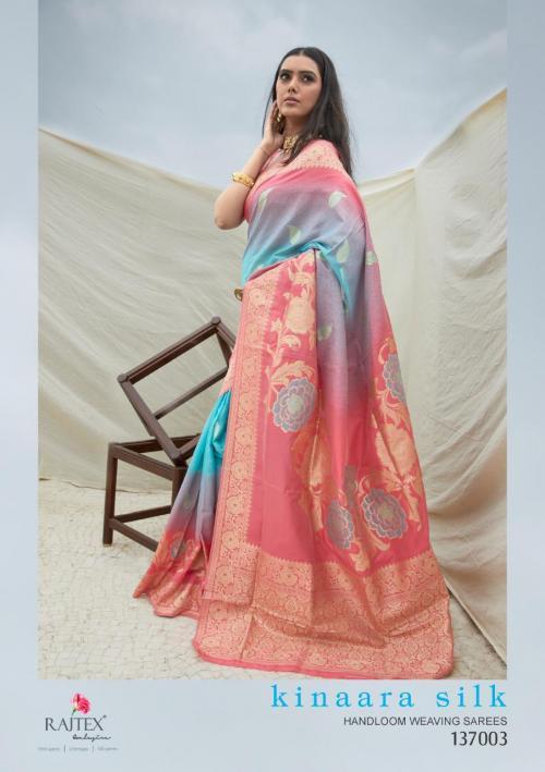 Rajtex Saree Kinaara Silk 137003 Price - 1560