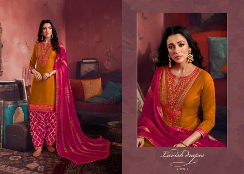 Kessi Fabrics Shangar By Patiala House 5332 Price - 1099