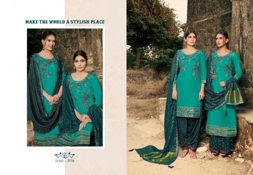 Kessi Fabric Lashkara 5758 Price - 940