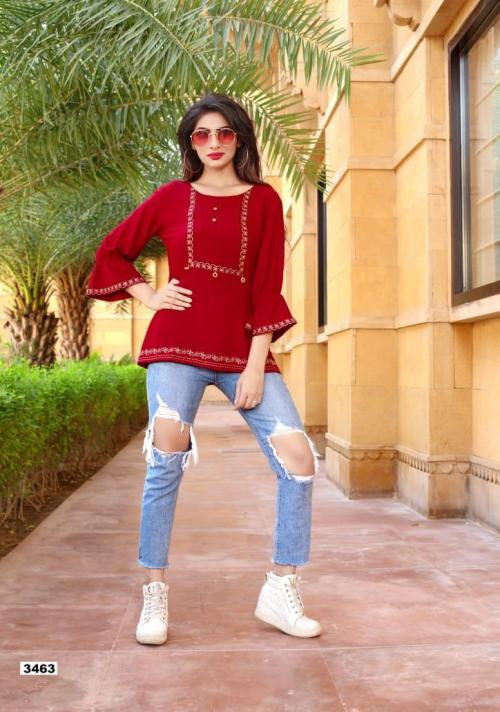 Yami Fashion Topsy 3463 Price - 495