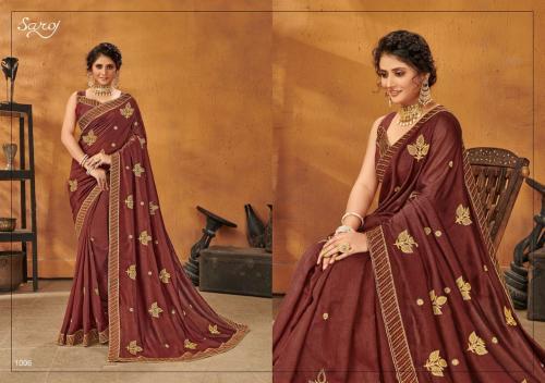 Saroj Textiles Sanam 1006 Price - 865