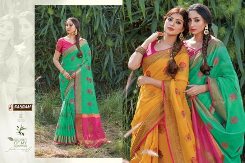 Sangam Prints Sheesha 1003 Price - 1049