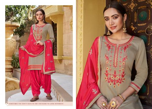 Kessi Fabrics Sitara By Patiyala House 5836 Price - 896