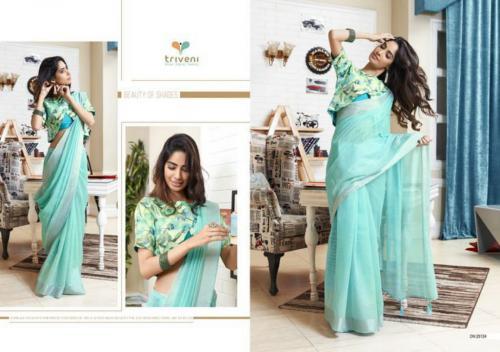 Triveni Saree Nakshita 25124 Price - 831