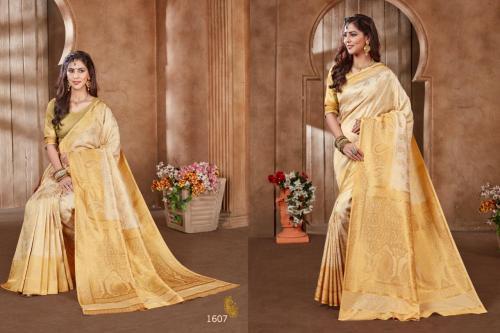 Jyotsana Saree Kanjivaram Silk 1607 Price - 2250