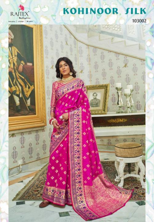 Rajtex Kohinoor Silk 103002 Price - 1300