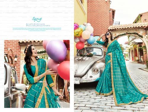 Saroj Saree Neerja 60001-60008 Series