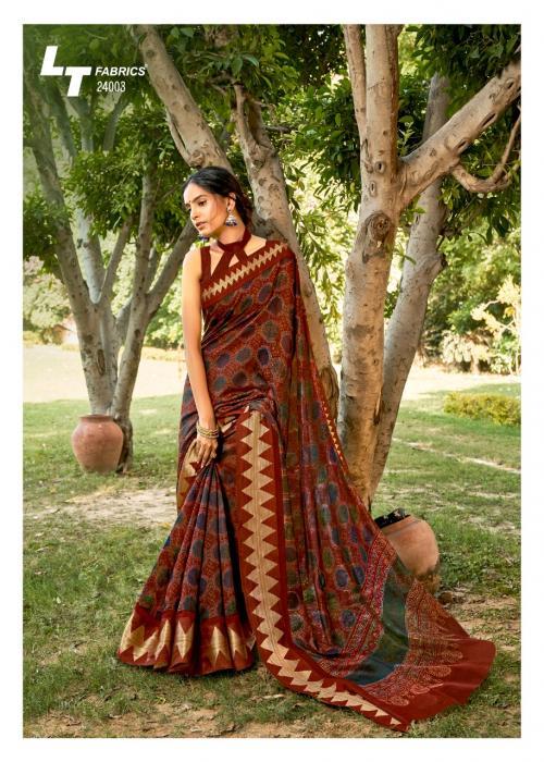 Lt Fabrics Nitya Preksha 24003 Price - 675