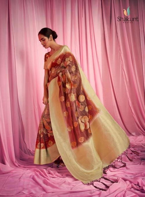 Shakunt Saree Vedvyas 29223 Price - 1195