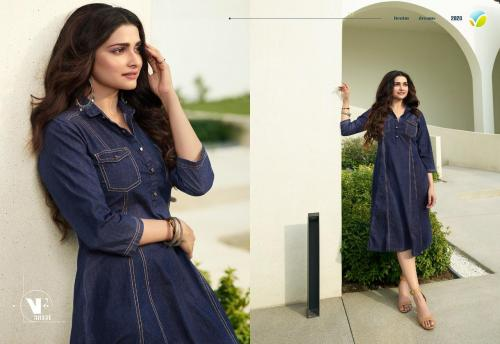 Vinay Fashion Tumbaa Denim 38131-38138 Series