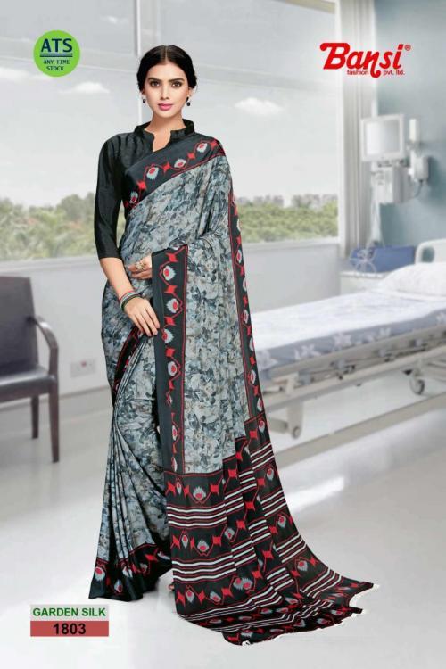 Bansi Fashion Garden Silk 1803 Price - 725