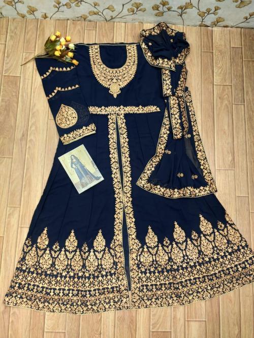 Aashirwad Creation Paakhi 7215 D Master Copy Price - 1660