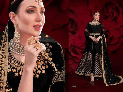 Senhora Dresses Agha Noor 17001 Colors
