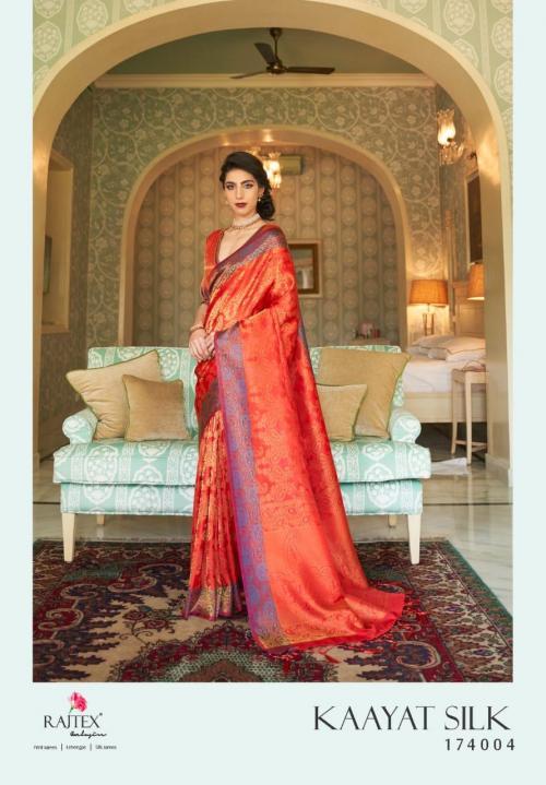 Rajtex Saree Kayaat Silk 174004 Price - 1695