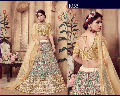Khusboo Lehenga Girly 1055 Price - 3200