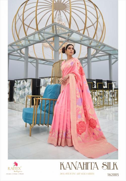 Rajtex Saree Kanahita Silk 162005 Price - 1560