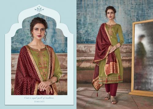 Kessi Fabrics Saugat 5471-5478 Series