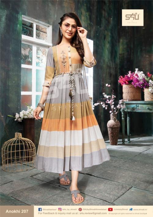 S4U Shivali Anokhi 207 Price - 815