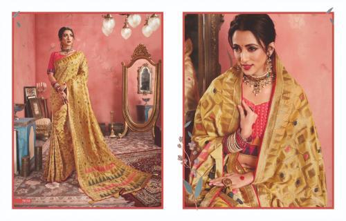 Kessi Fabrics Shagun Silk 5038 Price - 1200