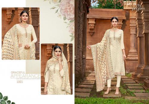 Pariyam Fashion Eliza 1001-1004 Series