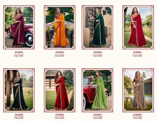 Shhylaa The Devi Collection 4001-4008 Price - 8520