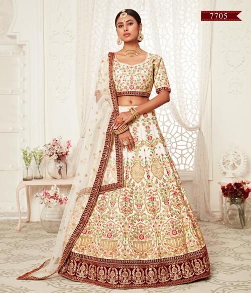 Zeel Wedding Lehenga Choli 7705 Price - 4950