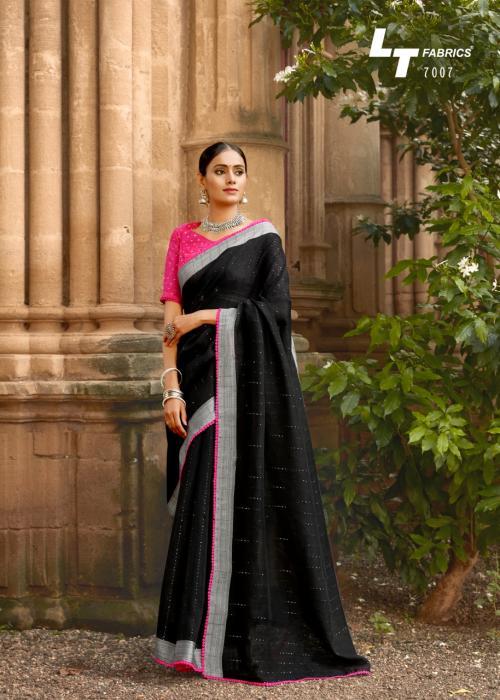 LT Fabrics Ananta Silk 7007 Price - 1195