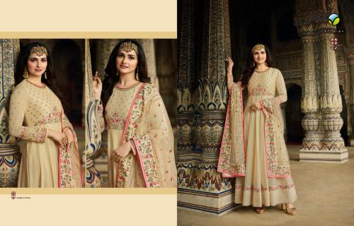 Vinay Fashion Rang Mahal Colour Plus-Vol-4 11761 Colors