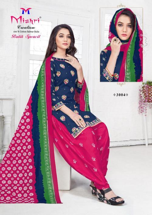 Mishri Creation Batik Special 3004 Price - 430