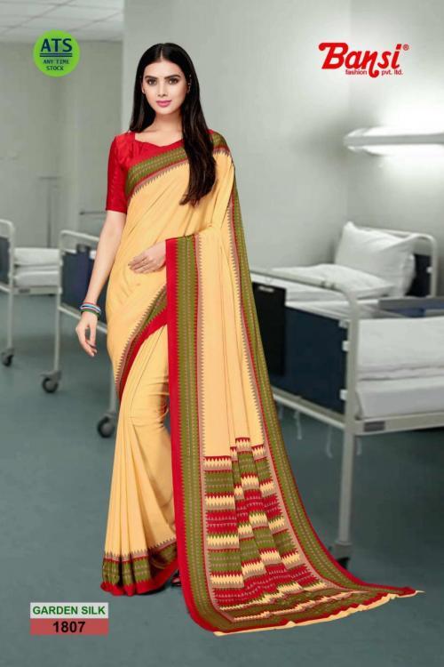 Bansi Fashion Garden Silk 1807 Price - 725