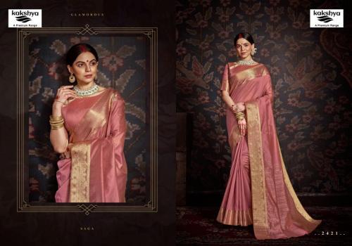 Kakshya Saree Riya 2421 Price - 1124