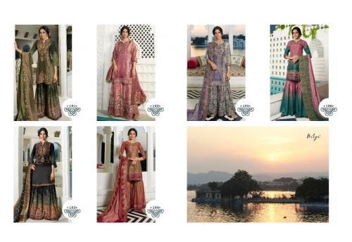 LT Fabrics Nitya Arunima 101-106 Price - 14994