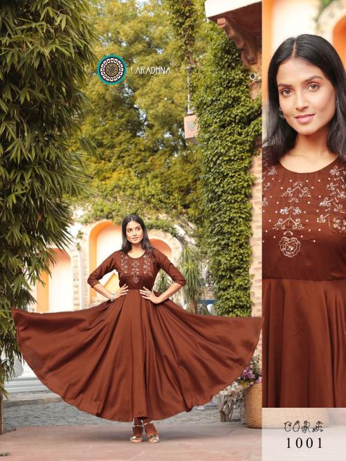 Aradhna Fashion Core Vol-1 1001-1006 Series