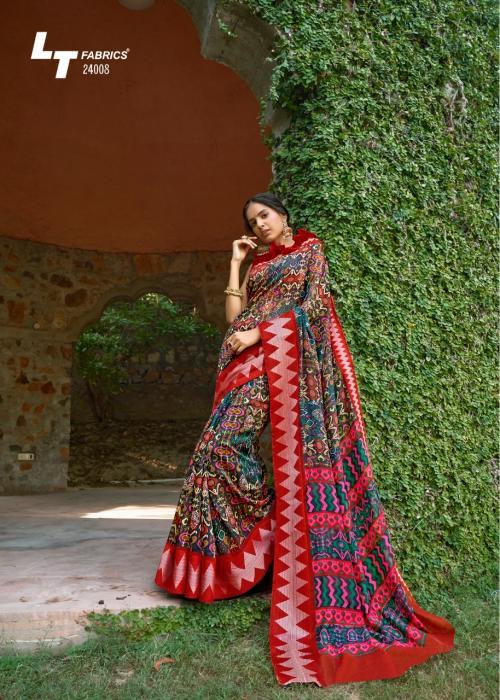 Lt Fabrics Nitya Preksha 24008 Price - 675