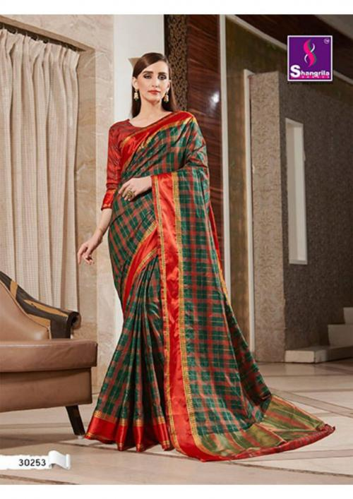 Shangrila Saree Kalki Cotton 30253 Price - 815