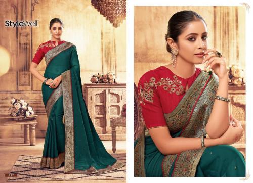 Stylewell Banarasiya 257 Price - 1400