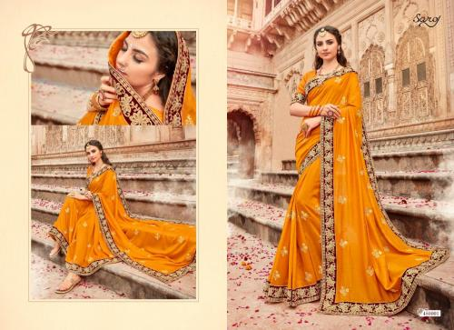 Saroj Sarees Karuna 480001-480006 Series